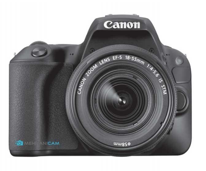 دوربین کانن 200D