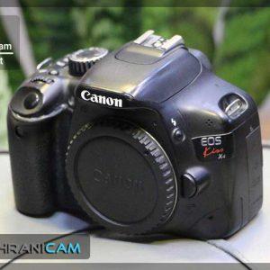 دوربین canon 550d body