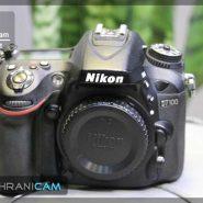 دوربین 7100 nikon