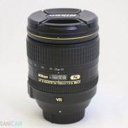 Nikon Lens 24-120mm f4G ED