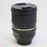 Tamron lens 24-70mm f2.8 VS for nikon