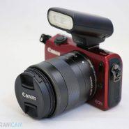 دوربین دست دوم تعداد پیکسل: 18 مگاپیکسل نوع سنسور: CMOS زوم اپتیکال: دارد فاصله کانونی: 55-18 میلیمتر فیلم برداری: Full HD 1080p Stereo صفحه نمایش: 3.0 اینچ 1,040,000 پیکسل لنز همراه دوربین: Canon EF-S 18-55mm f/3.5-5.6 IS STM