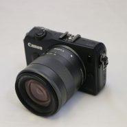 Canon EOS M kit 18-55