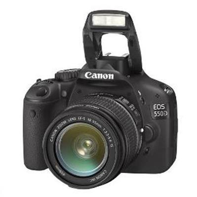 دوربین کانن ای او اس 550 دی با لنز 18-55