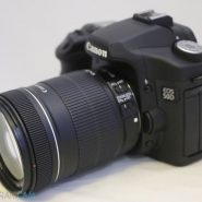 Canon 50D Kit 18-135 IS