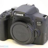 Canon 750D body