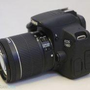 Canon 700D Kit 18-55 stm