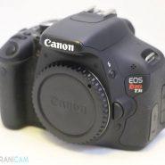Canon 600D (rebel T3 i )body