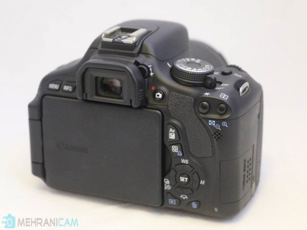 Canon 600D (rebel T3 i)Kit 18-55