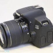 Canon 650D Kit 18-55