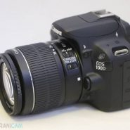 Canon 100D Kit 18-55