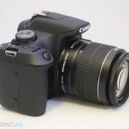 Canon 1500D Kit 18-55