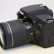 Canon 750D Kit 18-55 STM