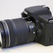 Canon 750D Kit 18-135 STM