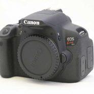Canon kiss x 7(700d) body