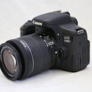 Canon 750D Kit 18-55mm