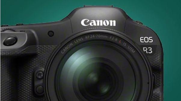 دوربین canon r3