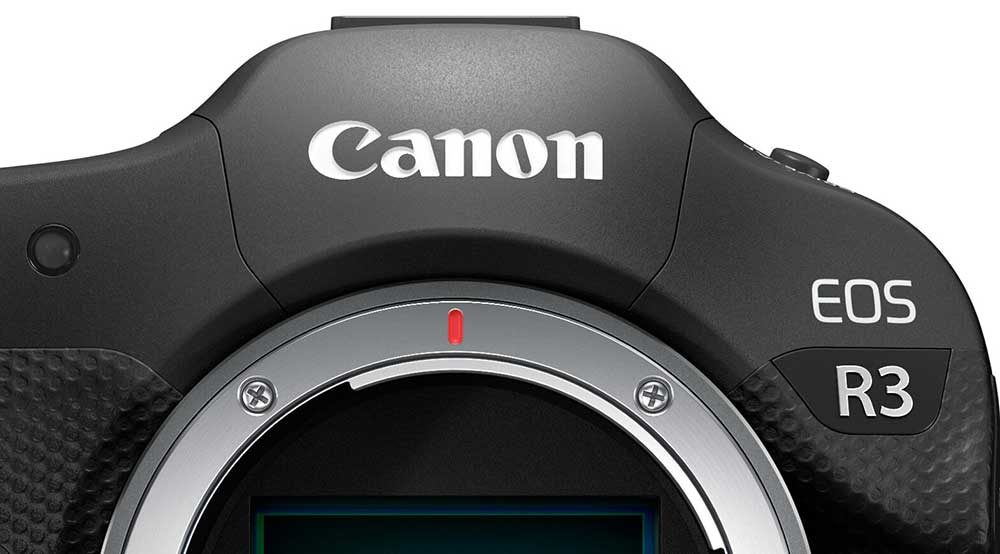 نگاهی به برخی از ویژگی های دوربین عکاسی canon R3: