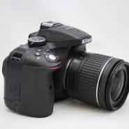 دوربین دست دوم Nikon D5300 kit 18-55 vr