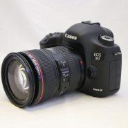 Canon 5d mark lll kit 24.105 usm teyp1