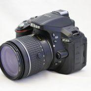 دوم Nikon D5300 kit 18-55