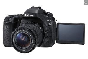 سنسور دوربین 80d canon