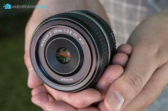 آشنایی با لنز Nikkor Z 28mm f