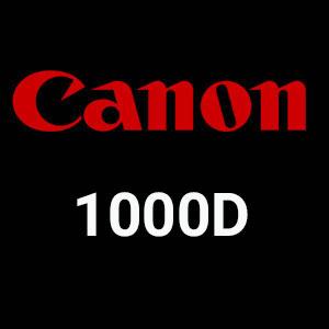 دوربین کانن 1000d