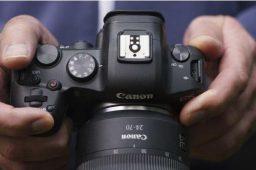 مزایای دوربین Canon R6