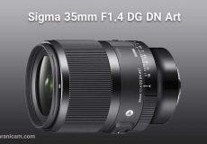 لنز Sigma 35mm F1.4 DG DN Art
