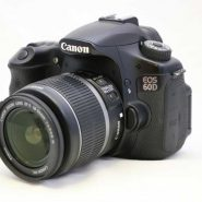 Canon 60D Kit 18-55mm f/3.5-5.6 IS