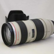 Canon 70-200mm EF/2.8 L IS II USM